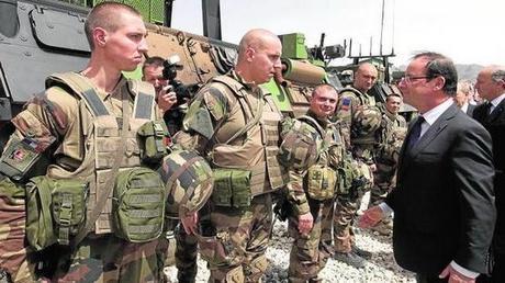 hollande-tropas asqueadoras francesas
