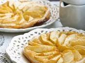 Jueves entre pasteles: tarta manzana