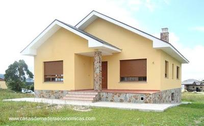 Casas econ micas paperblog - Casas prefabricadas baratas en espana ...
