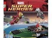 LEGO revela spoilers Iron anuncio packs basados película