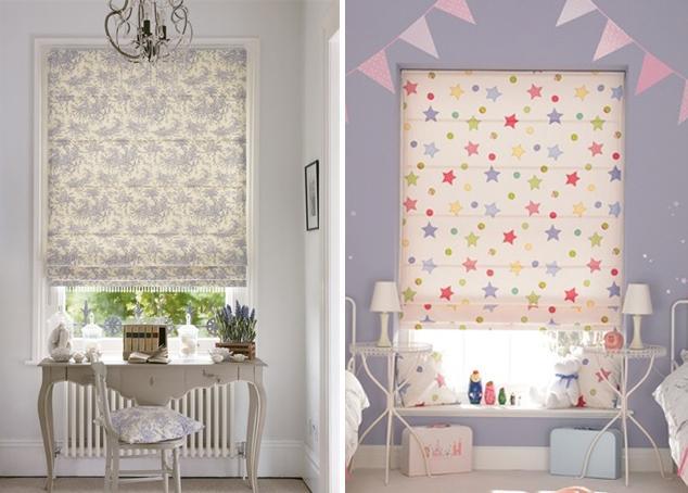 Viste tu ventana con estores - Paperblog