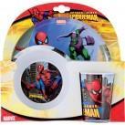Juego de comida Spiderman