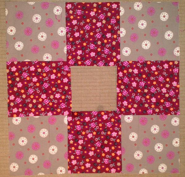 cubo patchwork