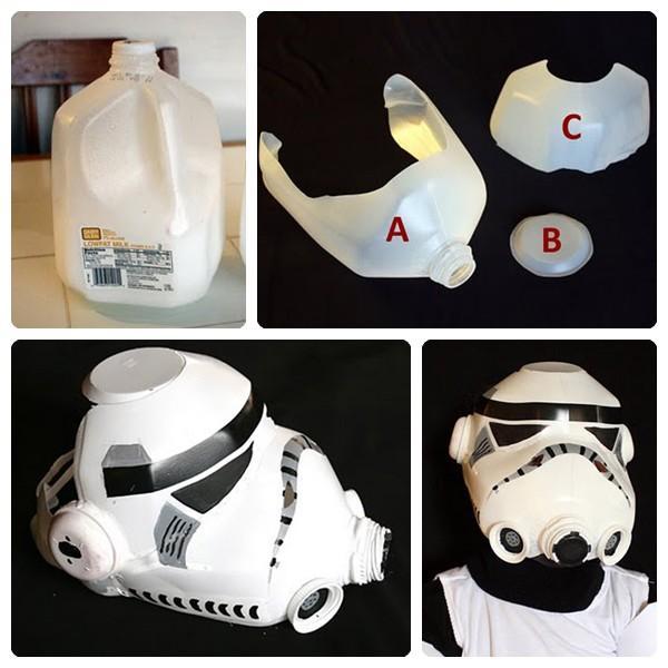 Stormtrooper Mask DIY