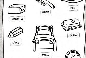 Preescolar objetos del ba o paperblog for Cosas del bano con b