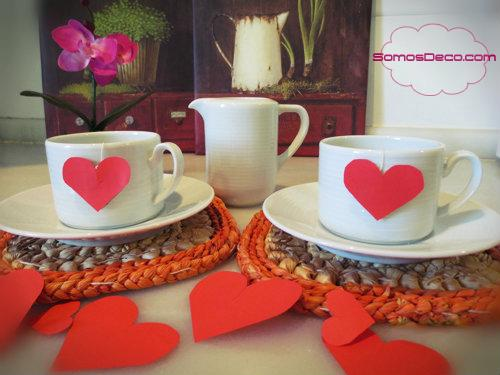 Desayuno con sorpresa para san valent n paperblog - Sorpresas para san valentin originales ...