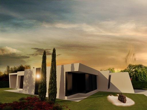 A cero presenta el montaje de dos nuevas viviendas a cero - Banos joaquin torres ...