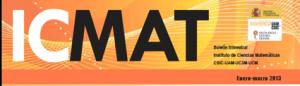 El Instituto de Ciencias Matemáticas lanza su 'newsletter'
