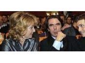 Esperanza Aguirre postula como líder regeneración España