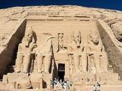 Nubia Asuán, museo egipcio aire libre