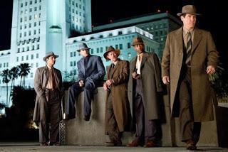 'Gangster Squad (brigada de élite)'- los intocables de L.A., la parodia