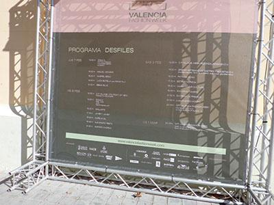 Valencia Fashion Week Review