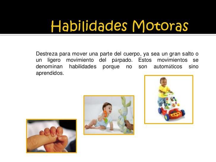 TRASTORNO DE LAS HABILIDADES MOTORAS