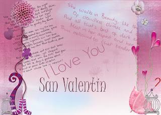 Regalos para San Valentín