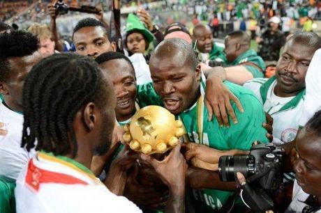 Nigeria campeona de África. Tendrán sexo gratis
