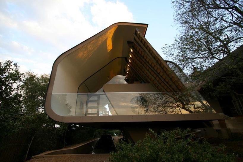 Arquitectura moderna y tradicional africana - Paperblog