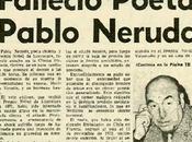 Exhumarán restos Pablo Neruda