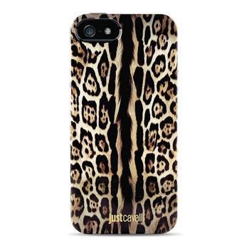 Funda Just Cavalli para el iPhone 5 - leopardo