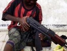 Internacional contra Utilización Menores Soldados 2013