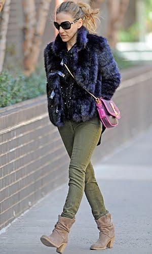 El estilo de..... Sarah Jessica Parker