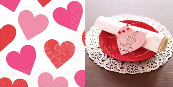 Decoraci n decoracion ideas para decorar la mesa en san for Decoracion para pared san valentin
