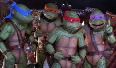 Michael Bay prepara un remake de Las tortugas ninja