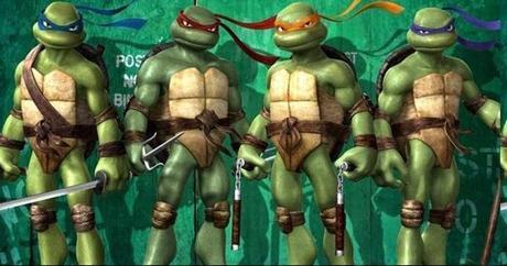 Michael Bay y … Las Tortugas Ninja.