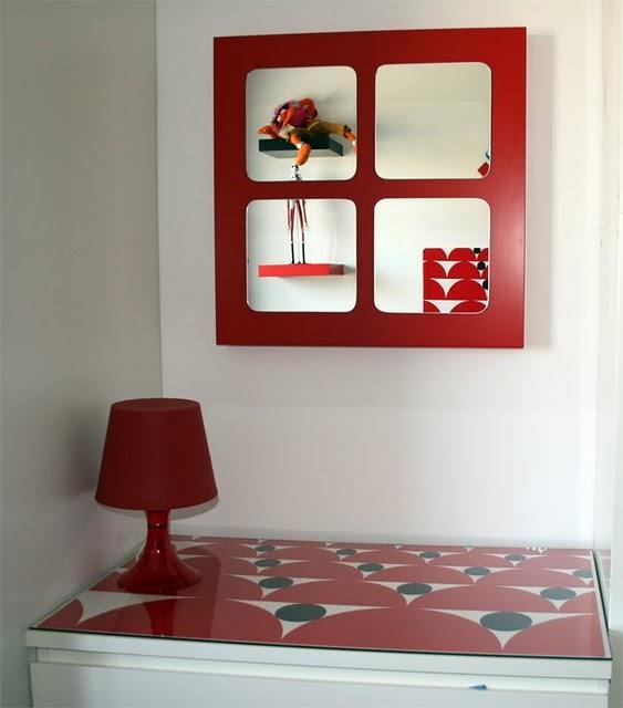 La c moda y el espejo de rafa paperblog - Comoda con espejo ikea ...