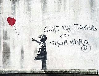 Banksy. ¿Es el graffiti delincuencia?
