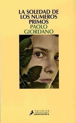 La soledad de los números primos- Paolo Giordano