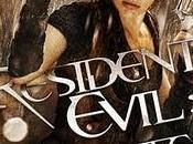 Resident evil: afterlife, nuevo teaser poster