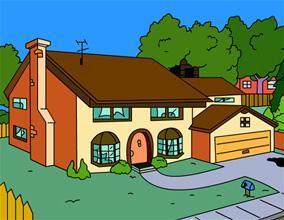 ESPECIAL | Réplica real de la casa de Los Simpsons (historia y actualidad)