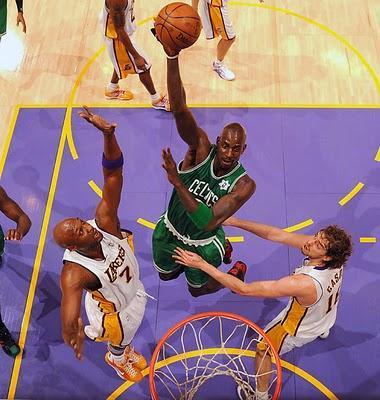 Celtics-Lakers: una rivalidad histórica (III)