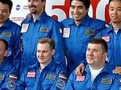 """Mars500 comienza: """"¡¡¡Hasta pronto Tierra!!!"""""""