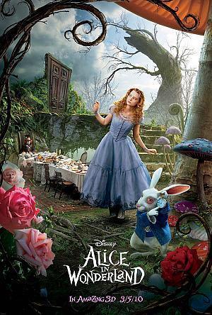 Alice In Wonderland (Alicia En El País De Las Maravillas): Una Locura Más de Tim Burton