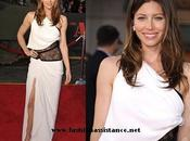 "look Jessica Biel estreno ""The A-Team"""