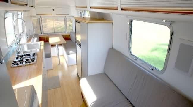 Tradewind airstream 1978 caravanas restauradas y - Interior caravana ...