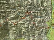 Hueco Higueras, Mesas viejas majadas cabañas, Pedriza 9-2-13