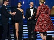 Jennifer López salvó Adele presentador imprudente Grammys