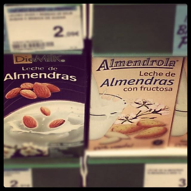 Beneficios y elaboración de la Leche de Almendra