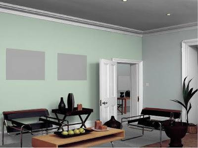 Eligiendo color con el simulador de ambientes de bruguer - Simulador ambientes bruguer ...