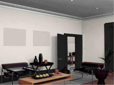 Eligiendo color con el simulador de ambientes de bruguer - Simulador pintar habitacion ...