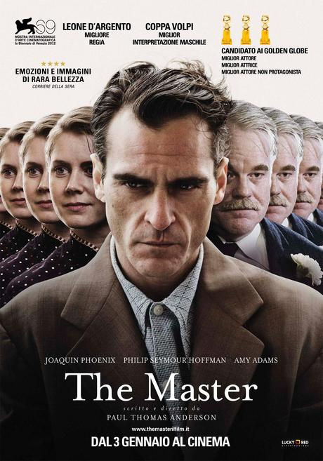 THE MASTER, magistral