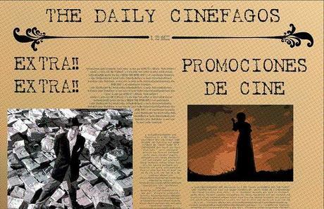 Promociones de Cine – 15 al 17 de febrero