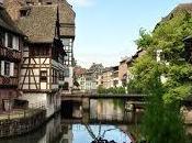 Estrasburbo, ciudad medieval (Francia)