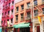 barrio SOHO Nueva York (EE.UU)