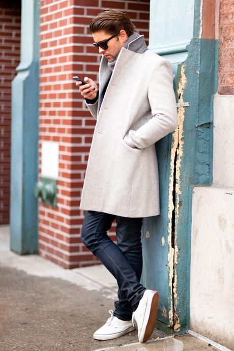Street style: Masculino