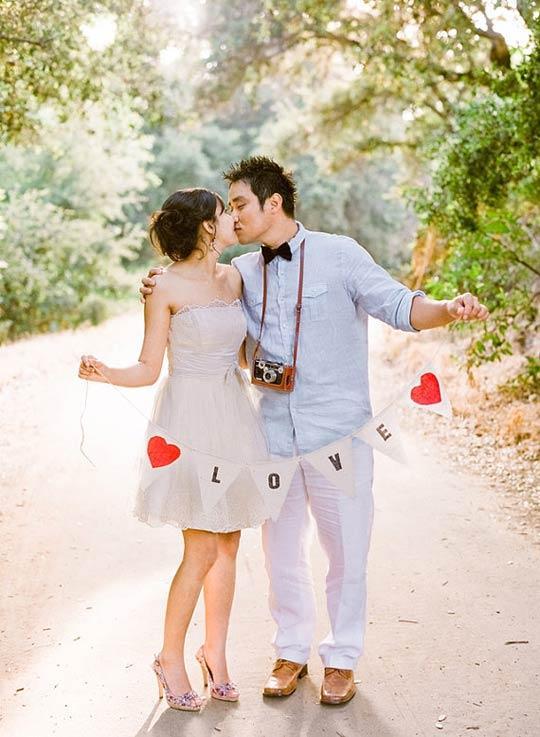 свадебные реквизиты своими руками фото