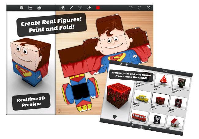 Foldify la app para dise ar packaging paperblog - App para disenar ...