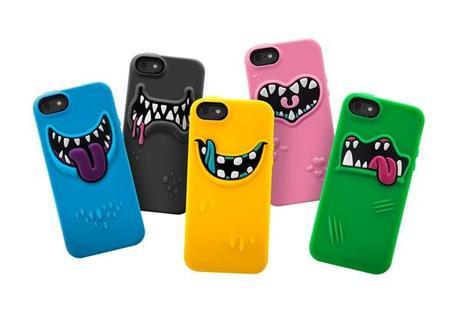 SwitchEasy Monsters carcasas para el iPhone 5